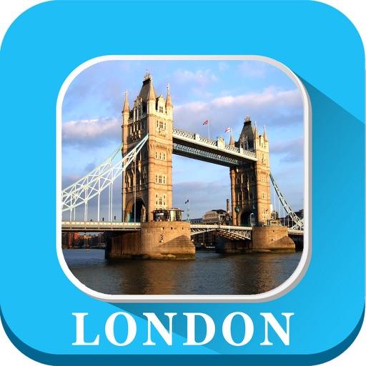 London United Kingdom - Offline Travel Maps
