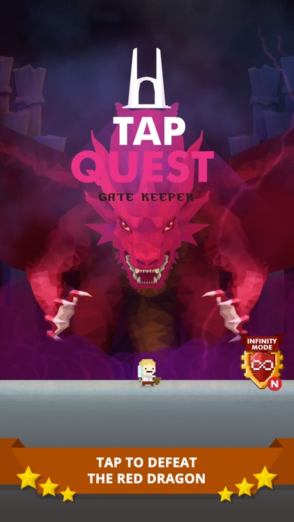 Tap Quest : Gate Keeper screenshot-4