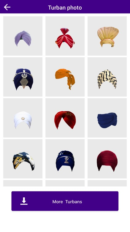 Indian Turbans Photo Booth screenshot-3
