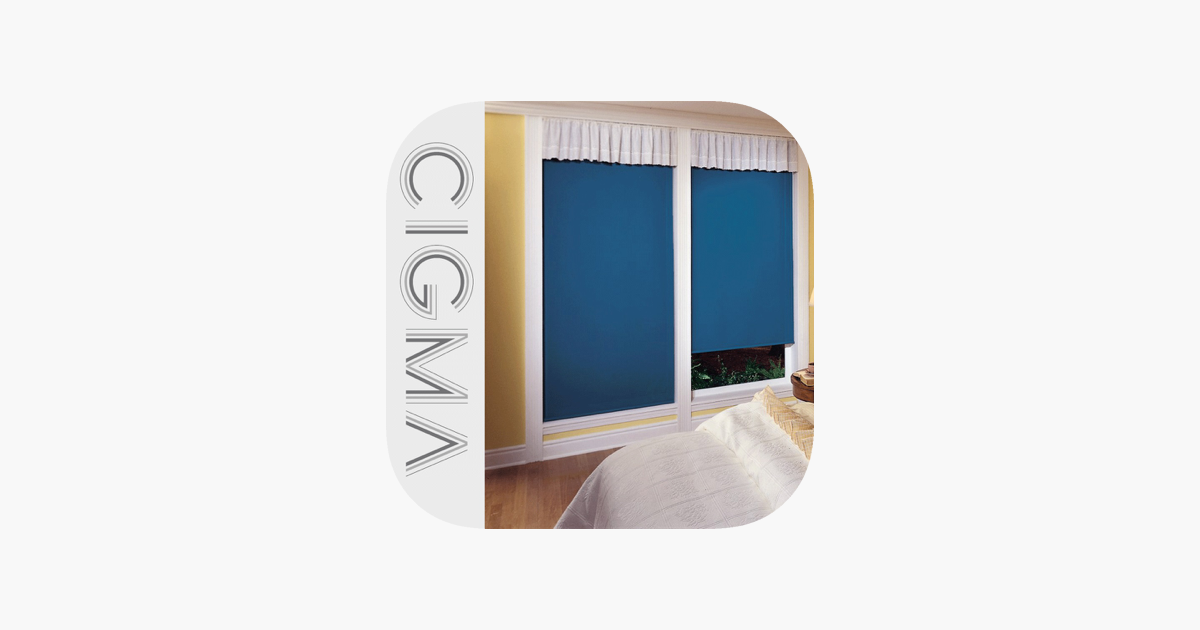 Cigmablind On The App Store