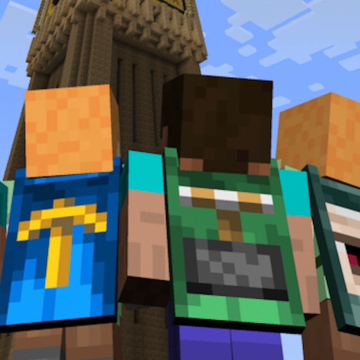 CAPES ADDON FOR MINECRAFT PE by Lime Works, LLC