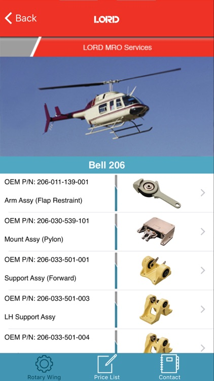 LORD MRO Services