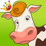 App voor peuters & Dieren Spelletjes: Dirty Farm
