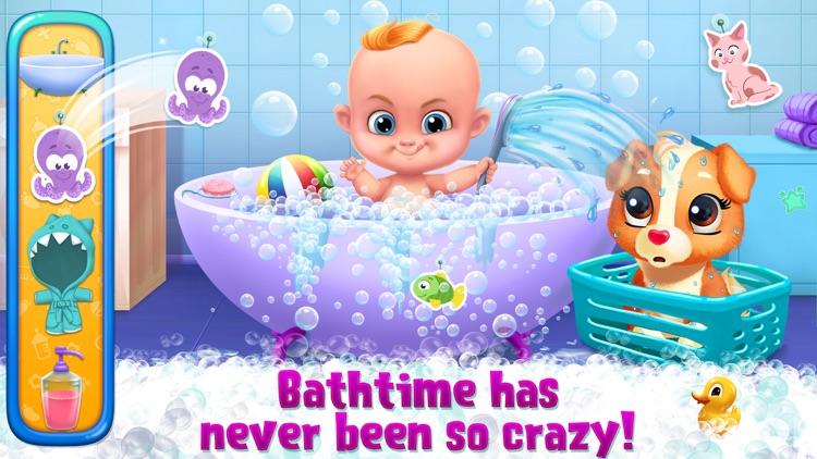 Messy Baby - Diaper Diary screenshot-3