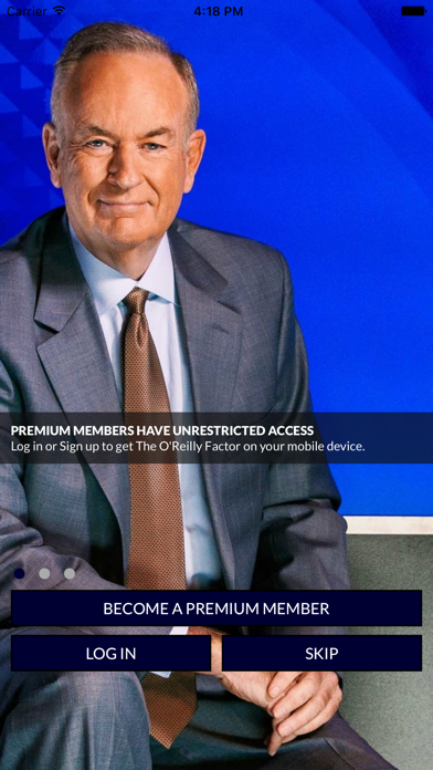 Download Bill O'Reilly for Android