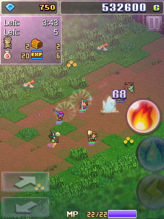 Magician's Saga screenshot 9
