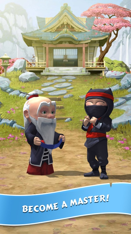 Clumsy Ninja screenshot-3