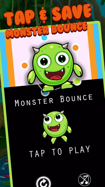 Monster Pet Don't Fall down - Endless Arcade