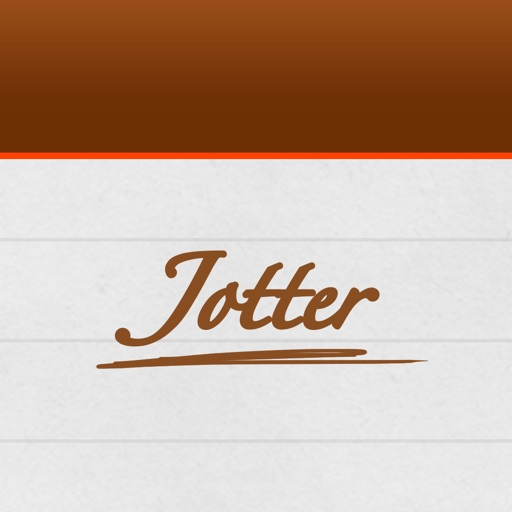 Jotter (Handwriting Notepad)