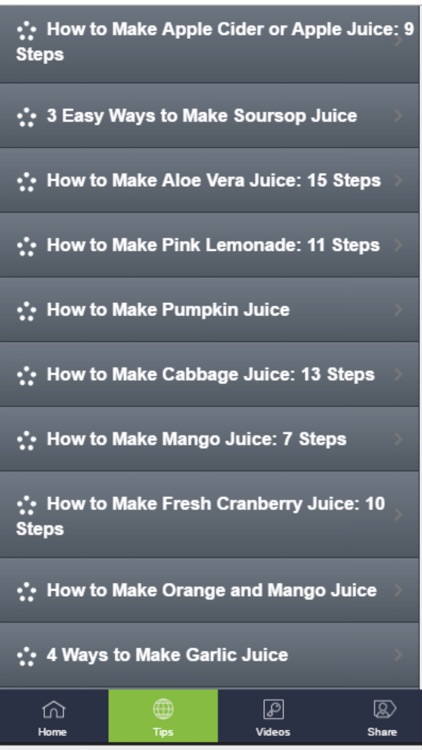 Healthy Juice Recipes - You Can Make at Home screenshot-4