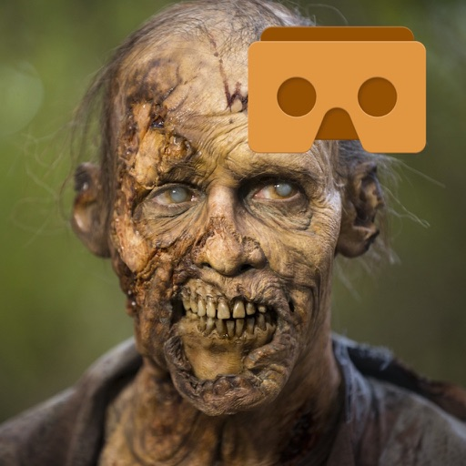 VR Zombie Invasion Horror with Google Cardboard