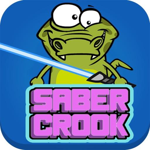 Saber crook