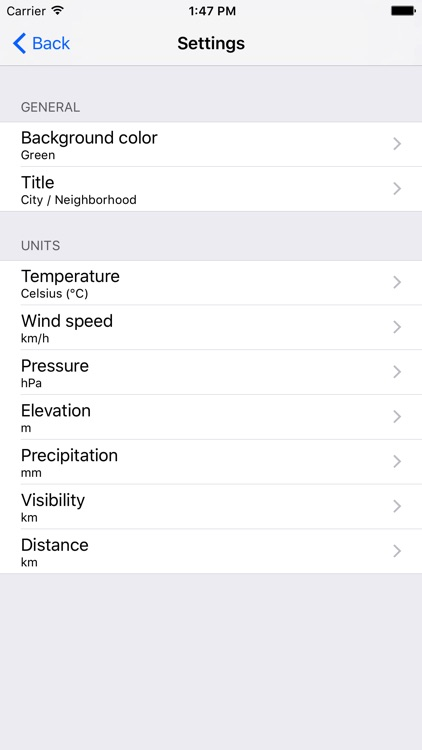 Weather Station .MX screenshot-3