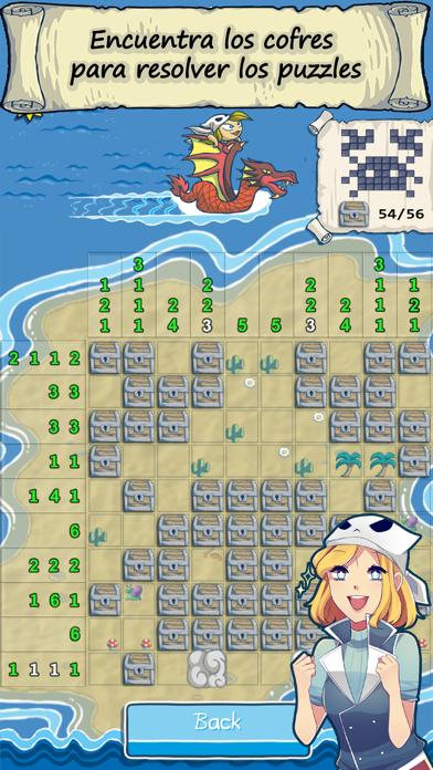 Puzzle Cross PiratesCaptura de pantalla de1