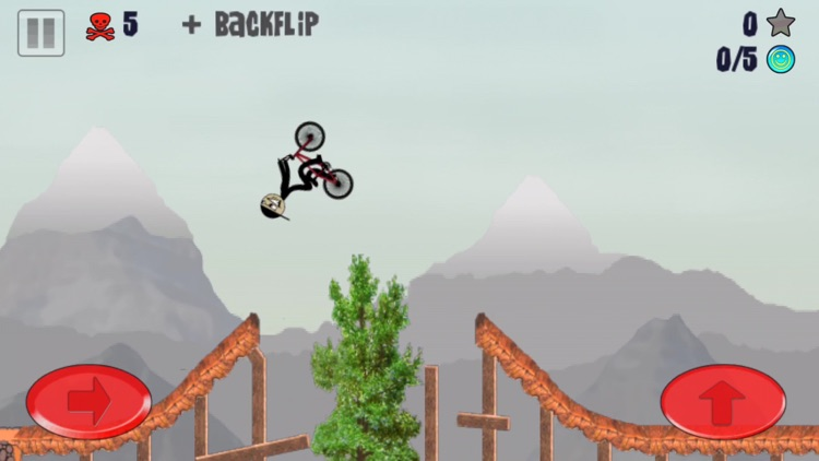 Stickman BMX Free screenshot-2