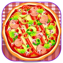 Pizza Master - cooking game for kids