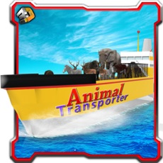 Activities of Cargo Ship Animal Transporter & Boat Sailing Game