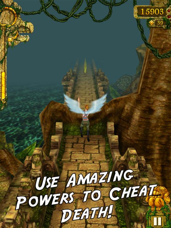 Temple Run Скриншоты9