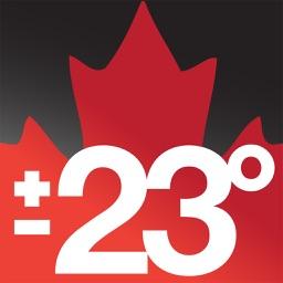 Atmosphérique Pro – Canadian Weather from EC