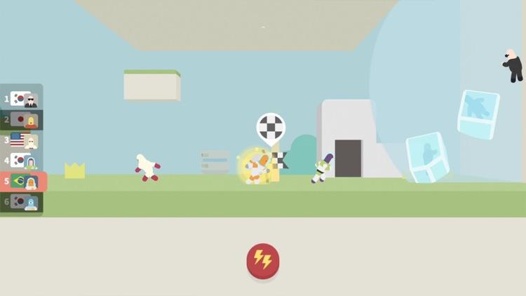 Cosmo Race screenshot-3