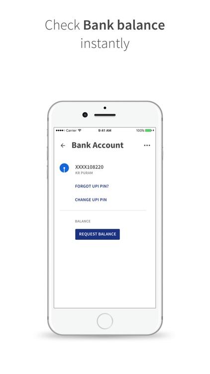 BHIM - Bharat Interface for Money screenshot-4