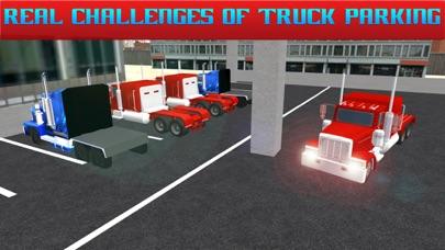 Multi Storey Truck Parking & Driving 3d Simulator