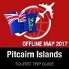 皮特凯恩群岛 旅游指南+离线地图