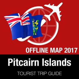 Pitcairn Islands Tourist Guide + Offline Map