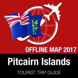 Pitcairn Islands Tourist Guide + Offline Map