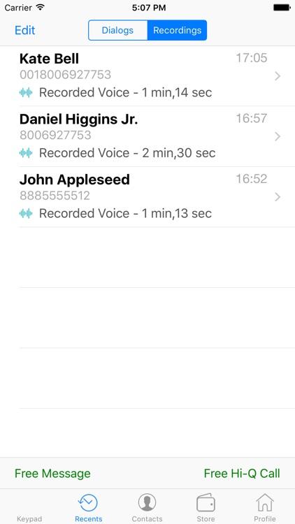 WeTalk Pro - international calls & call recorder
