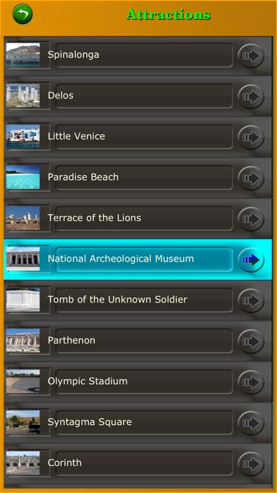Greece Tour screenshot three