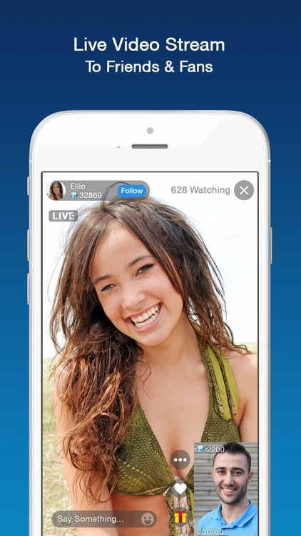 Cake - Video Chat Messenger & Live Streaming