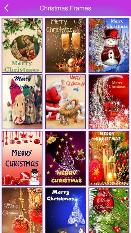 Christmas Greeting Cards 2016 screenshot-3