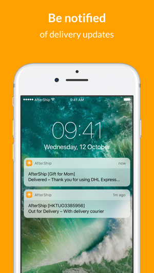 AfterShip Package Tracker on the App Store