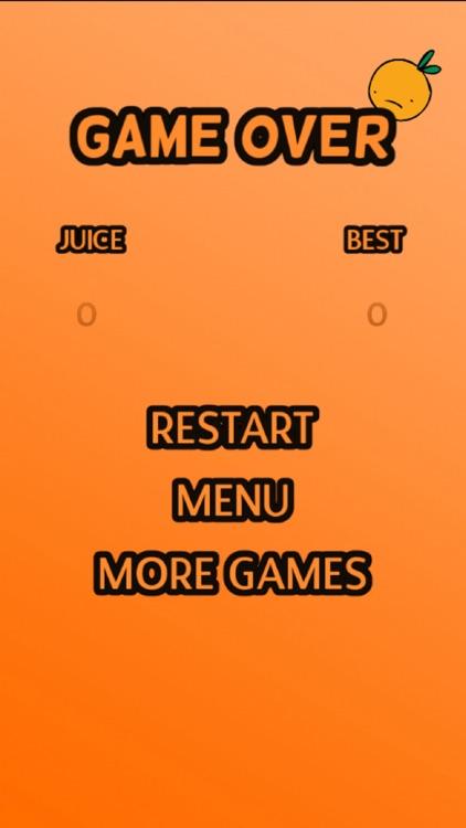 Jumping Orange PRO - Orange Juice! screenshot-4