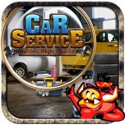 Hidden Object Games Car Service