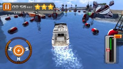 Park My Yacht - 3D Super Boat Parking Simulation at AppGhost com