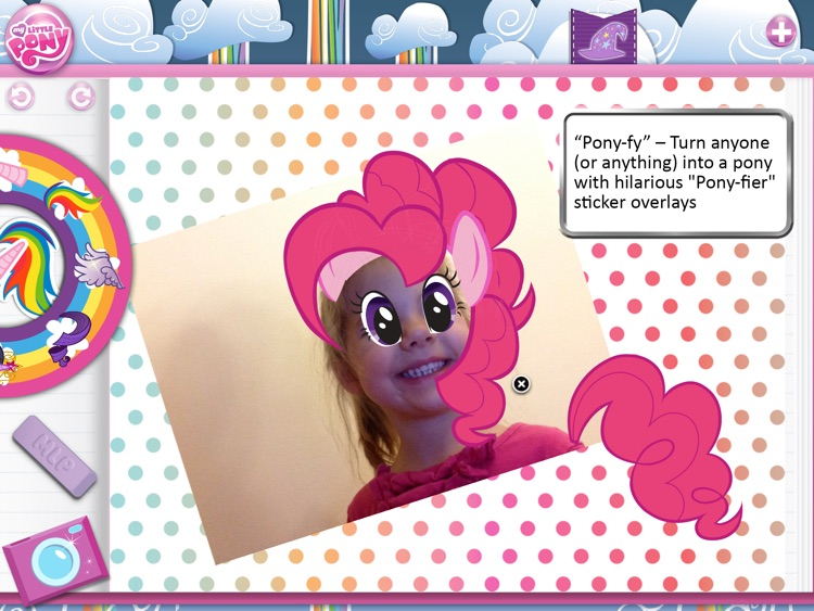 My Little Pony Diary screenshot-1