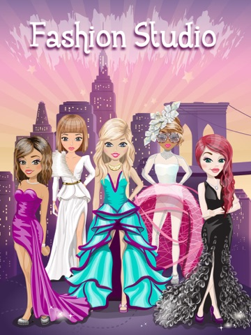 Студия моды на iPad