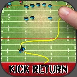 Ted Ginn: Kick Return - Pro Football Game