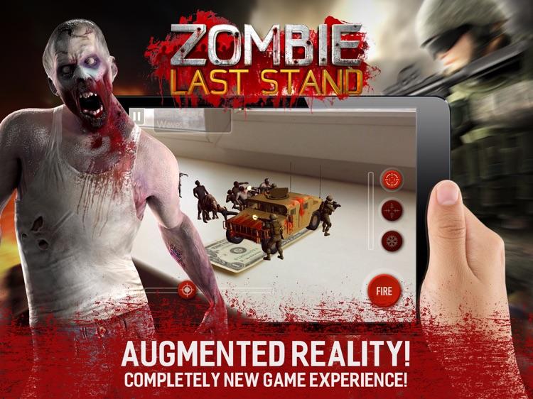 Zombie Last Stand HD Augmented dead frontier war z