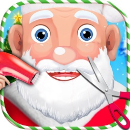 Santa Beard Spa & Salon : Santa Barber Shop
