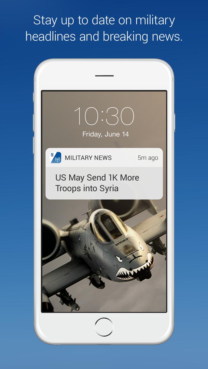 Military News by Military.com Screenshot