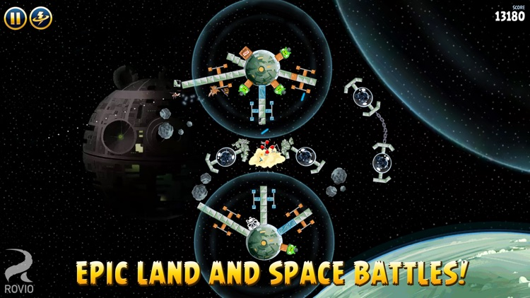 Angry Birds Star Wars screenshot-3