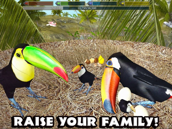 Скачать игру Ultimate Bird Simulator