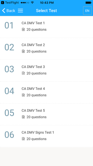 US DMV Driving Tests on the App Store
