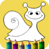 Coloring book for litle baby HD