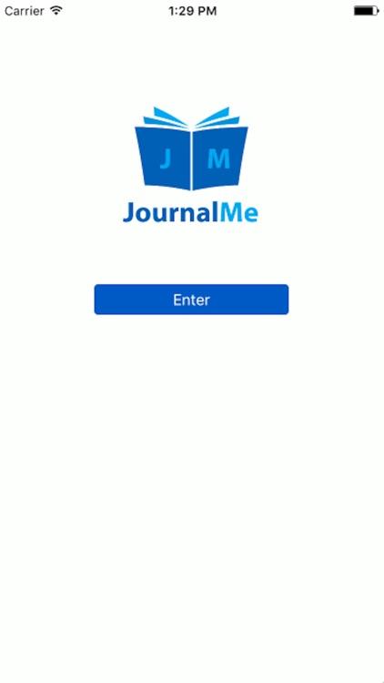 Journal Me app image