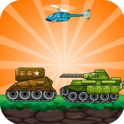 Battle Of Tanks HD