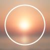 Nascer do sol Pôr do sol